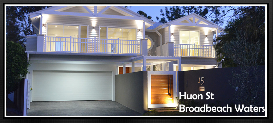Builder Huon St Broadbeach Waters
